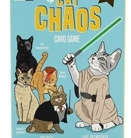Ginger Fox Ginger Fox - Cat Chaos Card Game