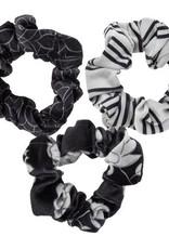Karma Karma - Velvet Scrunchie Set