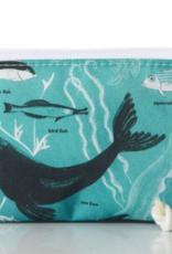 Sea Bags Sea Bags - Wristlet Deep Sea