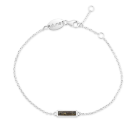 Dune Jewelry - Delicate Dest Bar Bracelet Cape Cod