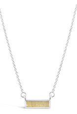 Dune Jewelry Dune Jewelry - Delicate Dune Bar Necklace