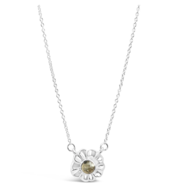 Dune Jewelry - Delicate Dest Flower Necklace Cape Cod