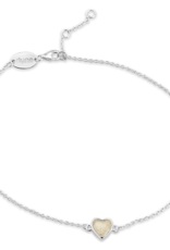 Dune Jewelry Dune Jewelry - Delicate Dune Heart Anklet Cape Cod