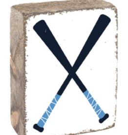 Rustic Marlin Rustic Marlin - Symbol Blocks Baseball Bats