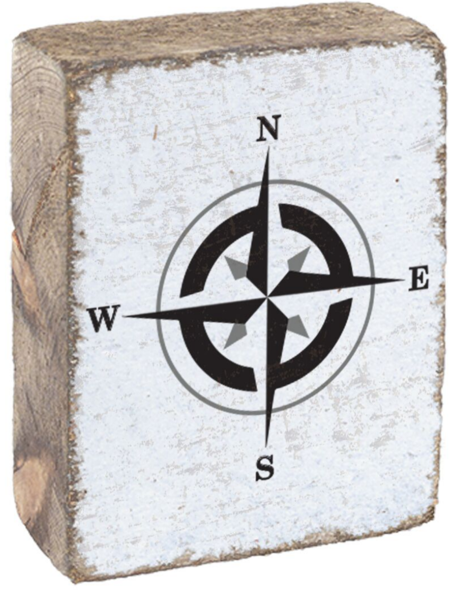 Rustic Marlin Rustic Marlin - Symbol Blocks Compass