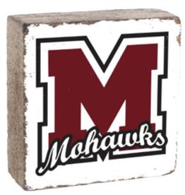 "Rustic Marlin Rustic Marlin - 6"" x 6"" Town Blocks Millis"