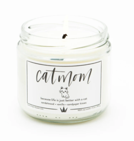 Evil Queen - Cat Mom Candle
