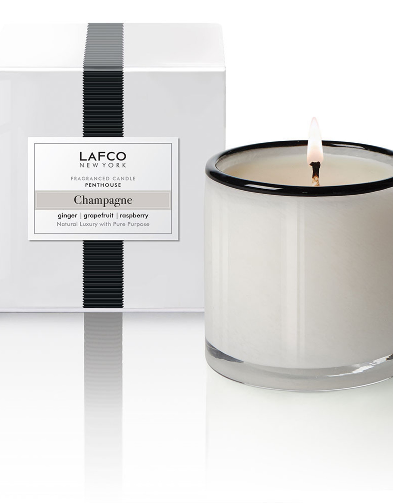 LAFCO LAFCO - 15.5 Oz Candle Penthouse - Champagne
