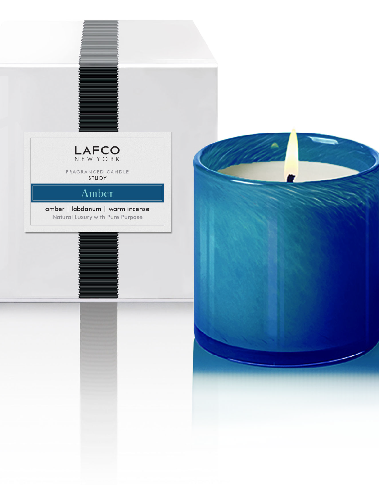 LAFCO LAFCO - 15.5 Oz Candle Study - Amber