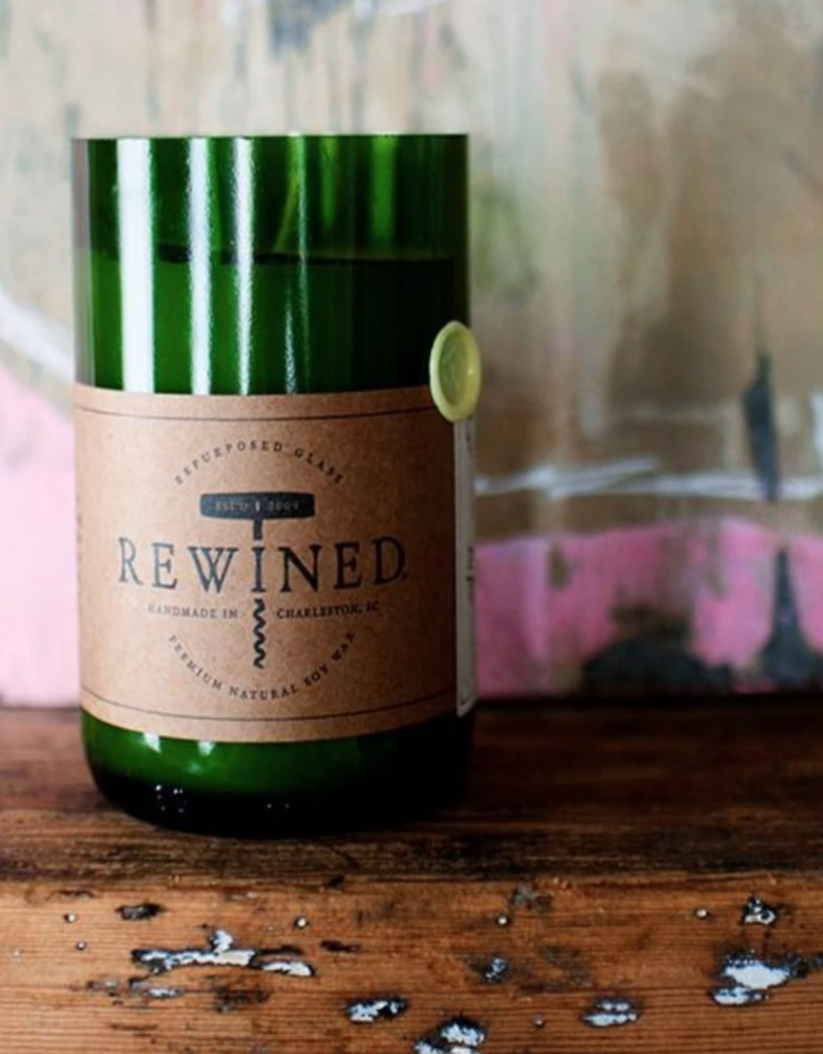 Rewined Rewined - Chardonnay Candle