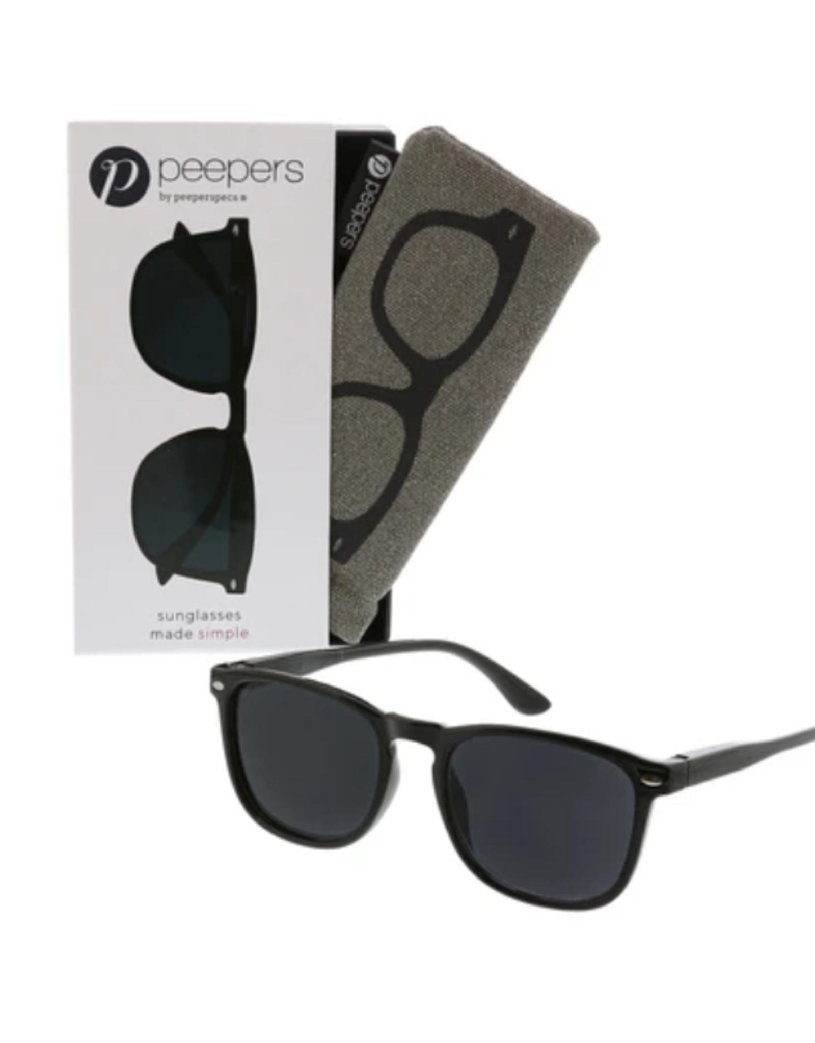 Peepers Peepers - Simply Reading Sunglasses Black