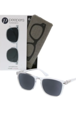 Peepers Peepers - Simply Reading Sunglasses Clear