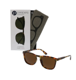 Peepers Peepers - Simply Reading Sunglasses Tortoise