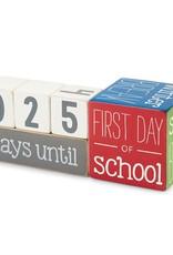 Mud Pie Mud Pie - Teacher Break Countdown Blocks