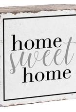 Rustic Marlin Rustic Marlin - 6 x 6 Block Home Sweet Home