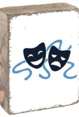 Rustic Marlin Rustic Marlin - Symbol Blocks Drama