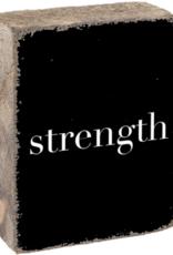 Rustic Marlin Rustic Marlin - Wood Block Strength