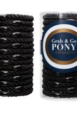 L. Erickson L. Erickson - Grab & Go Pony Tube Black