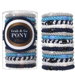 L. Erickson L. Erickson - Grab & Go Pony Tube Nautilus