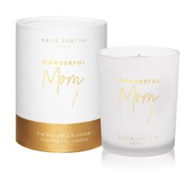 Katie Loxton - Metallic Candle  Wonderful Mom