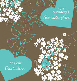 Pictura Pictura - Graduation Card - Granddaughter
