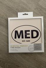 Lantern Press - MED Trivet
