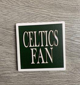 Paint the Town - Celtics Fan Coaster