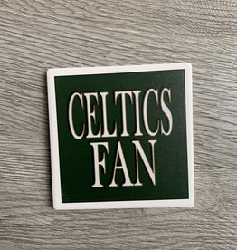 Paint the Town Paint the Town - Celtics Fan Coaster