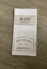 Marshes, Fields & Hills - Entering Medfield Tea Towel