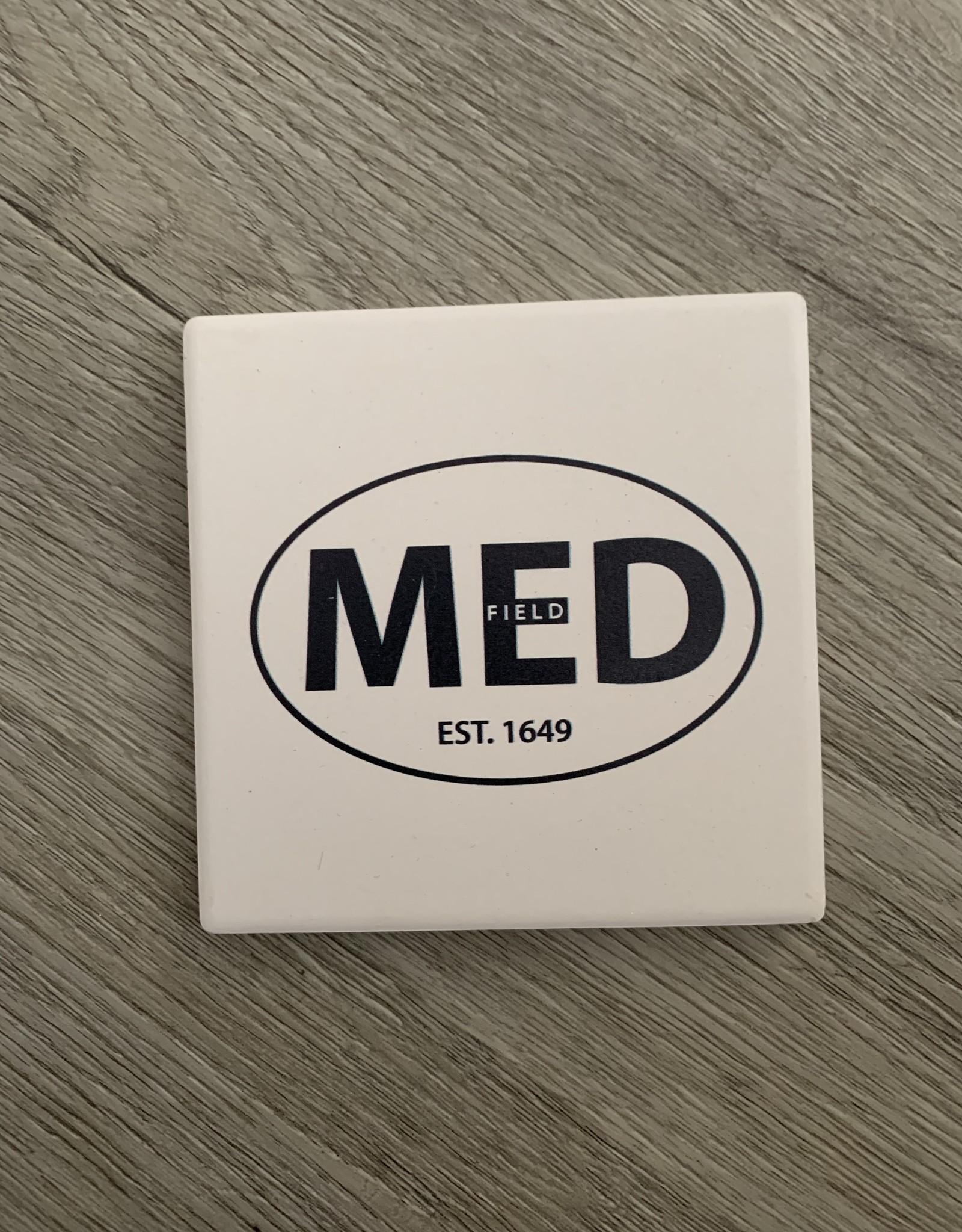 Lantern Press - MED Coaster