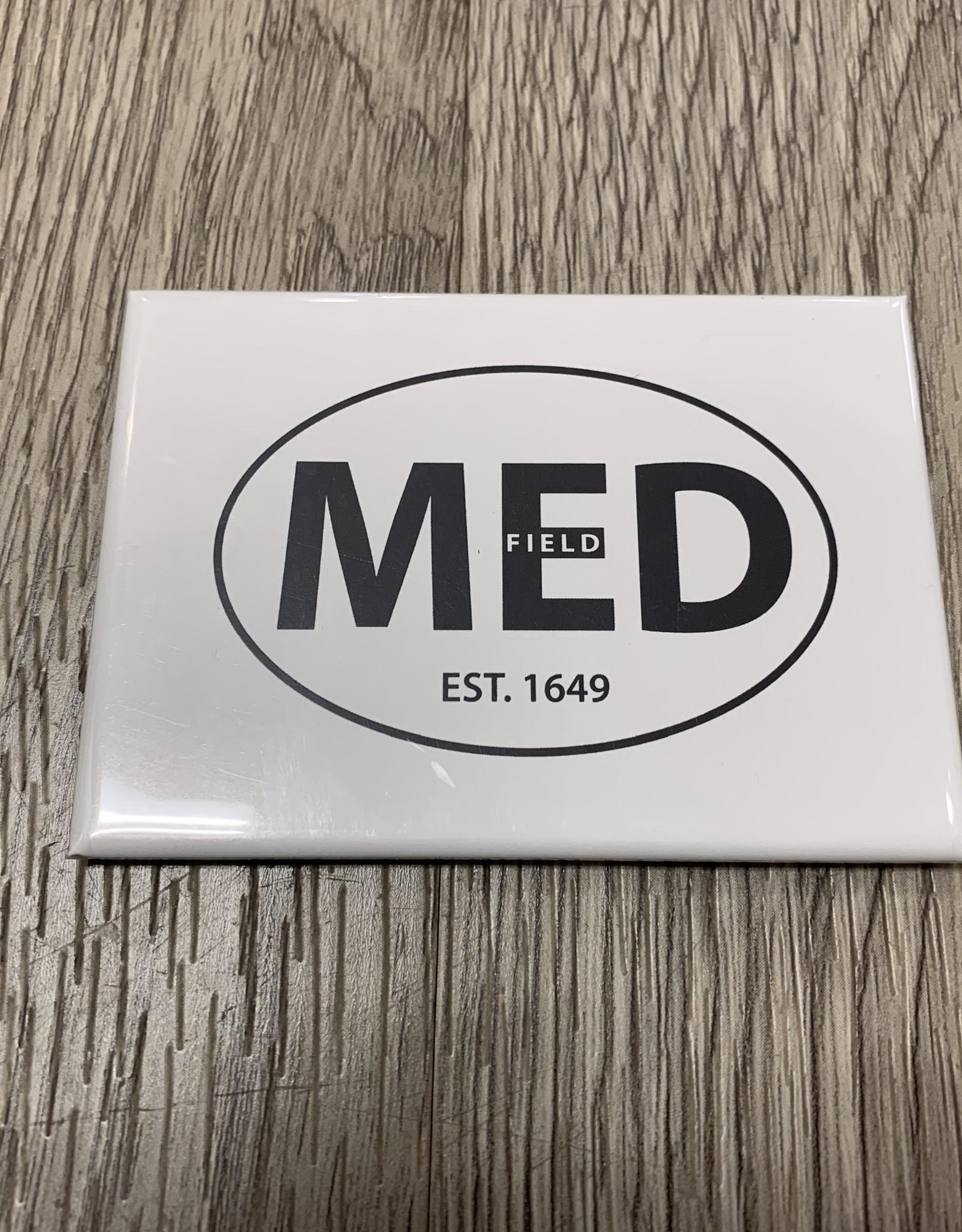 Lantern Press - MED 2.5 x 3.5 Magnet
