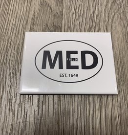 Lantern Press - MED 2.5 x 3.5 Magnet