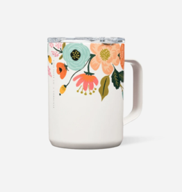 Corkcicle Corkcicle - Rifle Paper 16oz Mug Cream