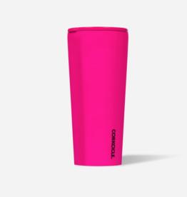 Corkcicle - 24oz Tumbler Neon Pink