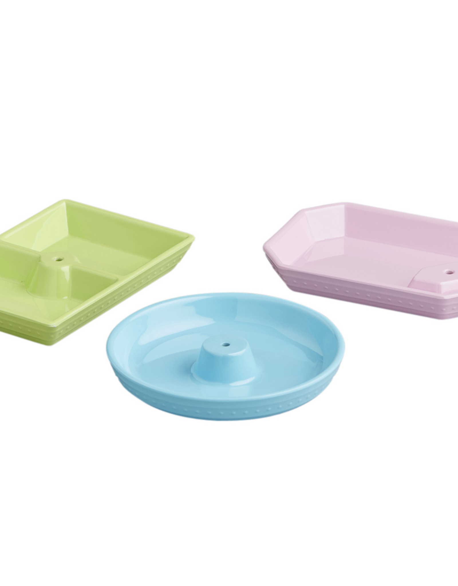 Nora Fleming Nora Fleming - Dainty Dishes (set of 3)