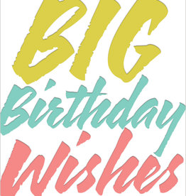 Pictura - From Me To You Big Birthday Wishes