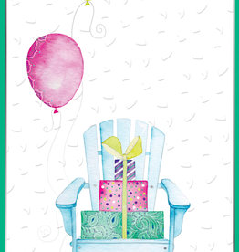 Pictura - Birthday Card Chair