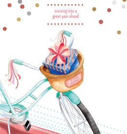 Pictura - Birthday Girl Bike Card