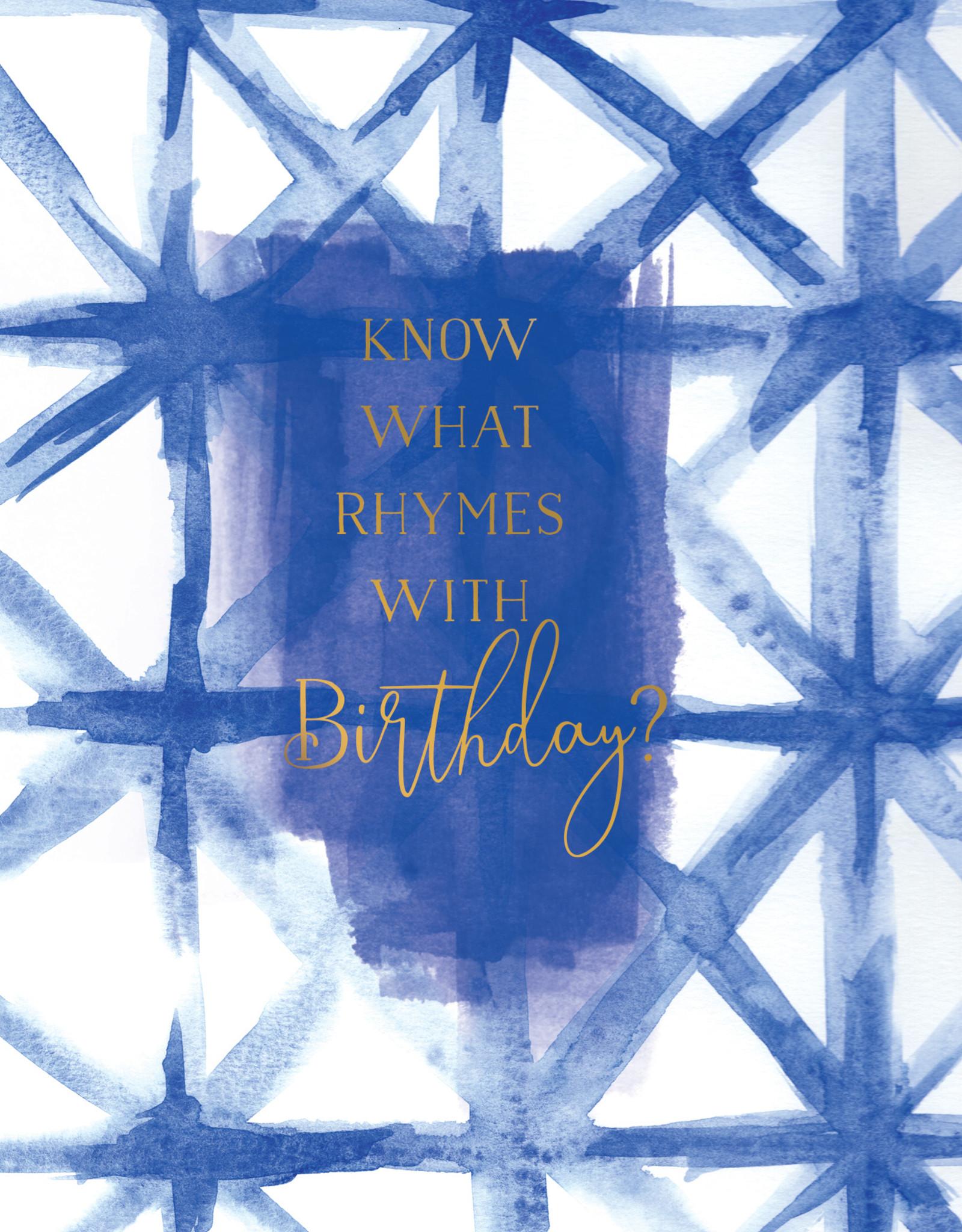 Pictura Pictura - Birthday Card