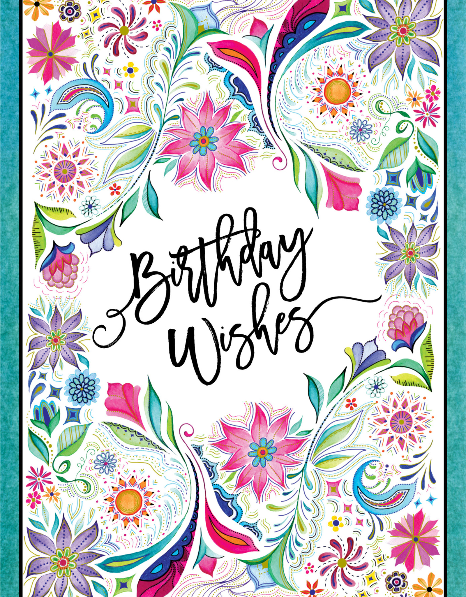 Pictura Pictura - Birthday Card - Birthday Wishes