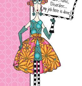 Pictura - Birthday Card Dolly Mamas