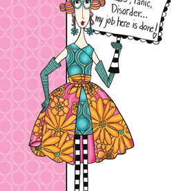 Pictura Pictura - Birthday Card Dolly Mamas