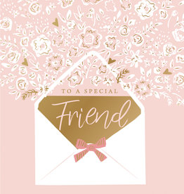 Pictura Pictura - To a special Friend Birthday card 60916