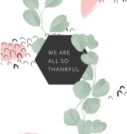 Pictura Pictura - Thank You From All Card