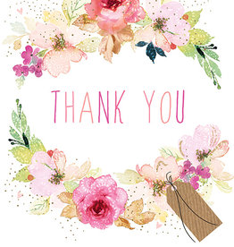Pictura - Sara Miller Thank You Card