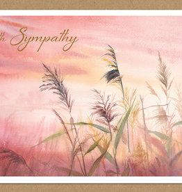 Pictura - Kraft Sympathy Card