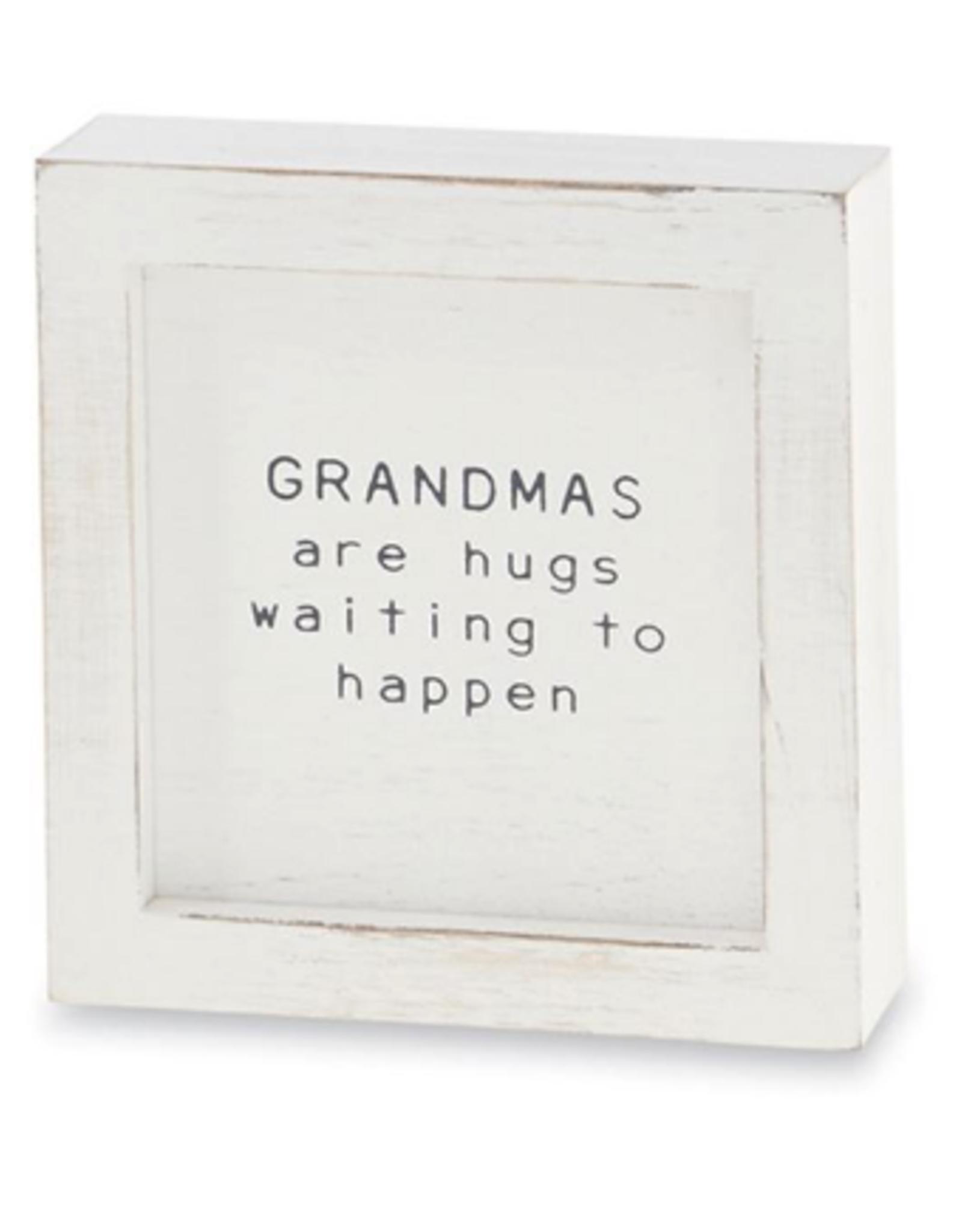 Mud Pie Mud Pie - Small Family Plaque Grandma