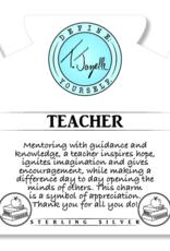 T. Jazelle T. Jazelle - Aqua Agate Teacher