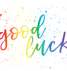 Pictura Pictura - Good Luck Card