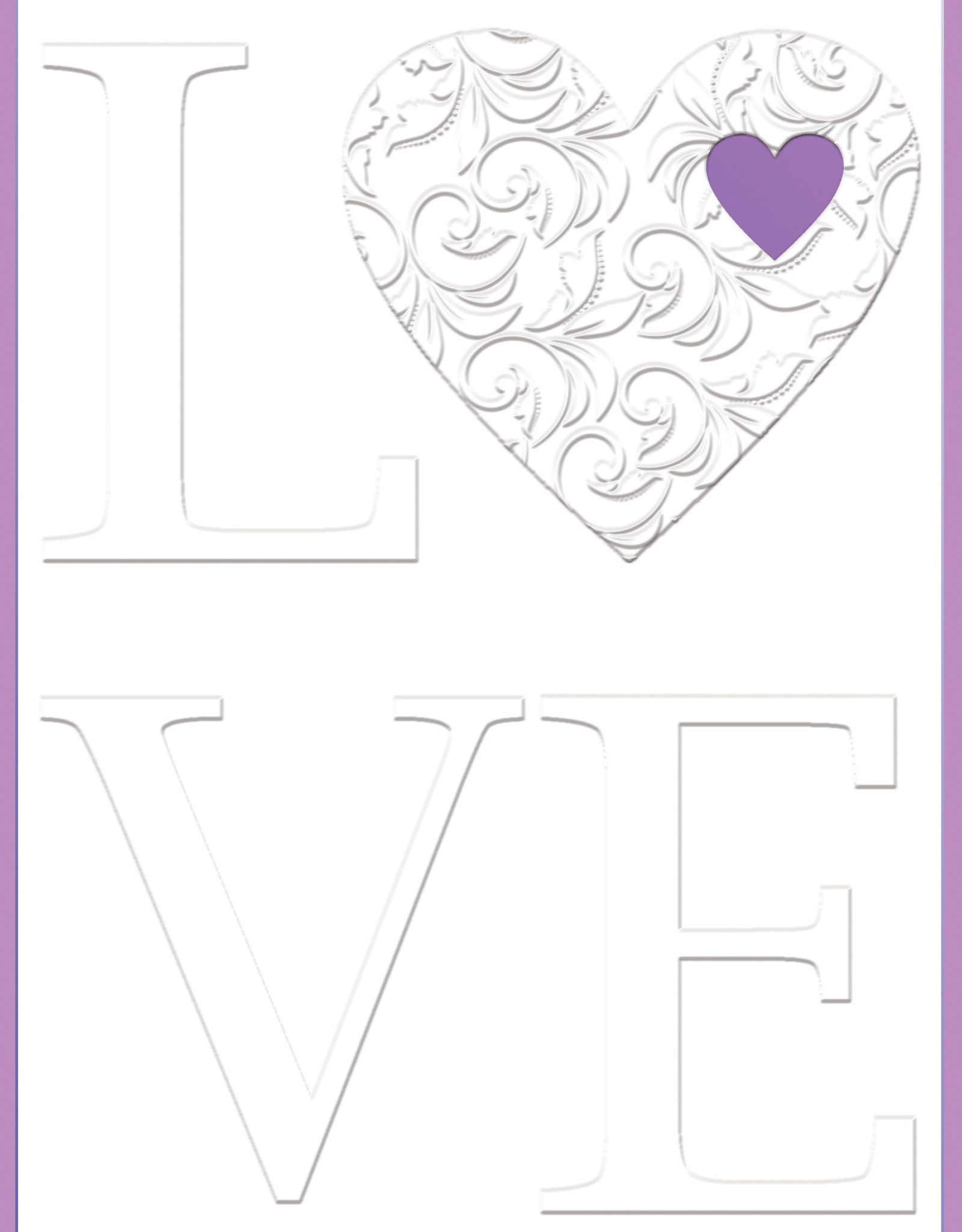 Pictura Pictura - Love Anniversary Card 60970